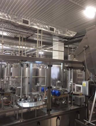Завод Біхайв по переробці меду в Україні