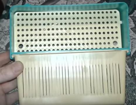 Недорогой пыльцеуловитель в Украине Пыльцесборник