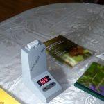 Як визначити вологість пилку дома
