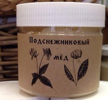 подснежниковый мед