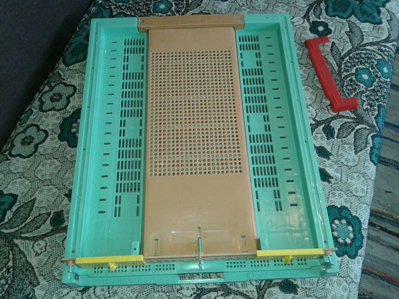 пыльцеуловитель турецкого производства Пыльцесборник донный пластиковый