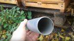 Метод борьбы с мышами на пасеке