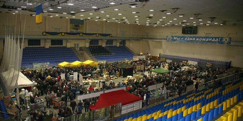 виставка Бджільництва в Україні Найбільша