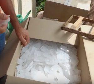 Пластиковые клеточки для пересылки и подсадки маток оптом