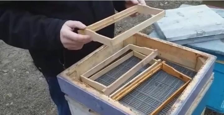 Рамки медова криниця безвощинна технологія