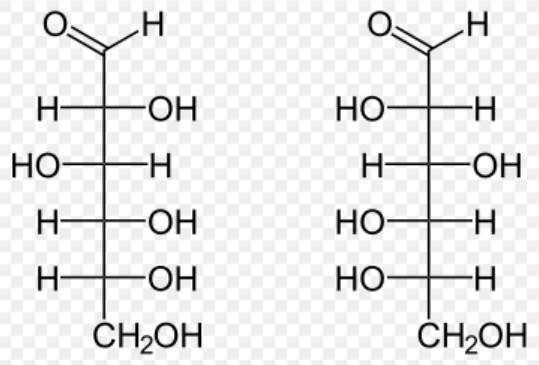Хімічна формула меду глюкоза